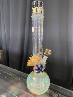 Trident Glass beaker bong