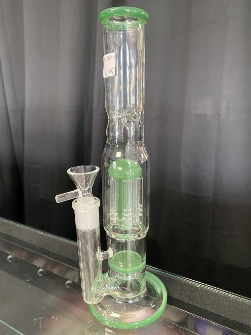 bong tube perc dab oil rig