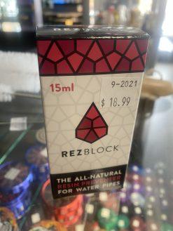 rezblock resin preventer